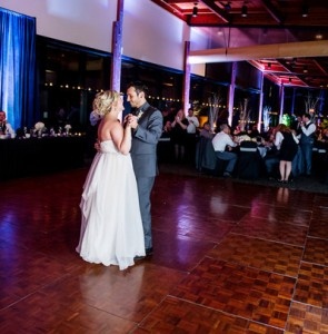 Wedding Receptions in Audubon Hall